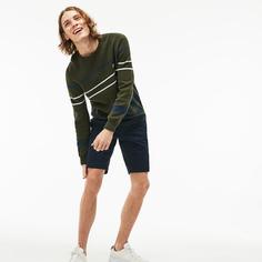 Повседневные шорты мужские Lacoste FH9542166 синие 48