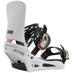 Сноуборд Крепления Burton 2020-21 Cartel Miami White (Us:m)