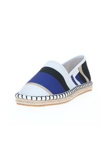 Эспадрильи женские Armani Jeans 925155 белые 37 RU