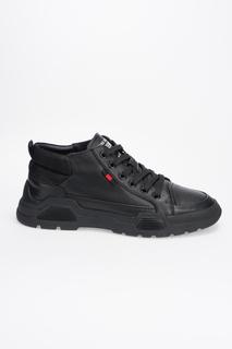Ботинки мужские Dino Ricci 129-49-03T черные 41 RU