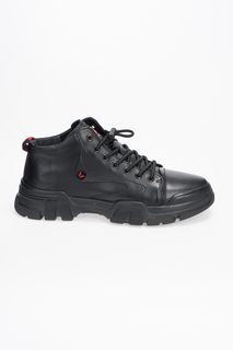 Ботинки мужские Dino Ricci 129-50-01T черные 39 RU