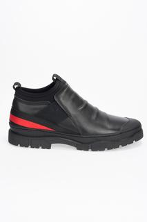 Ботинки мужские Dino Ricci 129-45-01T черные 40 RU