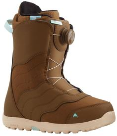 Ботинки Для Сноуборда Burton 2020-21 Mint Boa Brown (Us:8,5)