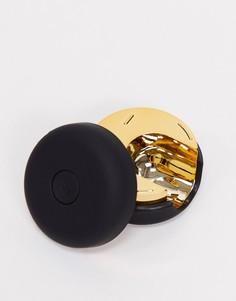 Маникюрный набор Le Mini Macaron Gel – Liquorice-Черный