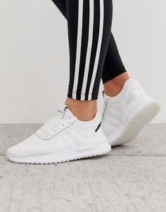 Белые кроссовки adidas Originals U Path Run-Белый