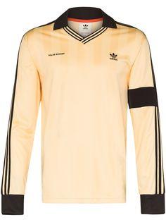 adidas футболка с длинными рукавами из коллаборации с Wales Bonner