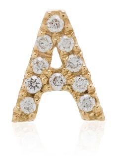 Loquet аксессуар для подвески из желтого золота с бриллиантами