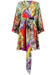 Etro платье асимметричного кроя