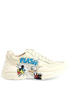 Gucci x Disney Rhyton sneakers