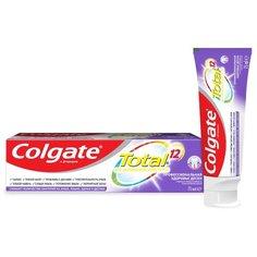 Зубная паста Colgate Total 12 Профессиональная Здоровье Десен комплексная антибактериальная, 75 мл