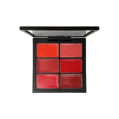 MAKEOVER палетка для макияжа губ Pro Lip, оттенок The Reds