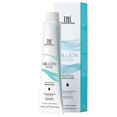 TNL Professional Корректор цвета Million Gloss, 100 мл, синий