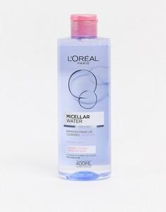 Мицеллярная вода для снятия макияжа LOreal Paris-Бесцветный Loreal