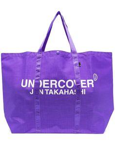 Undercover сумка-тоут с логотипом