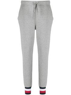 Tommy Hilfiger спортивные брюки с полосками на манжетах