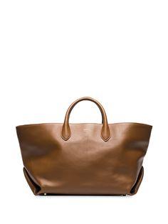 Khaite сумка-тоут Amelia среднего размера