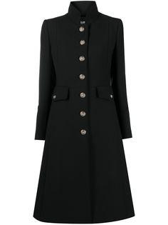 Dolce & Gabbana однобортное пальто