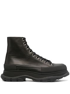 Alexander McQueen ботинки Tread