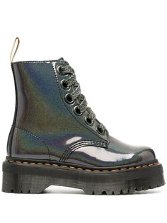 Dr. Martens ботинки Vegan Molly