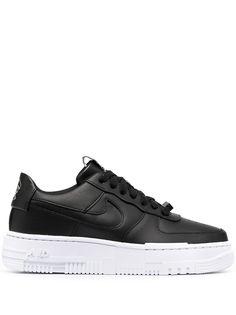 Nike высокие кроссовки на шнуровке