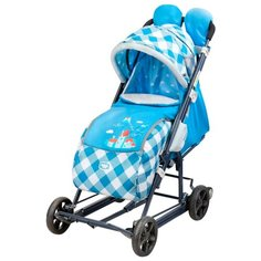 Санки-коляска Nika Ника Детям 8-2 (НД8-2)