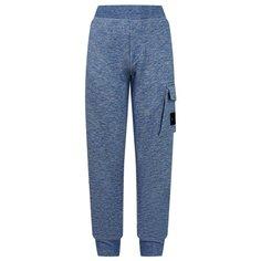 Спортивные брюки Stone Island размер 128, голубой