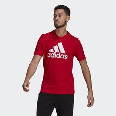 Футболка Essentials Big Logo adidas Athletics