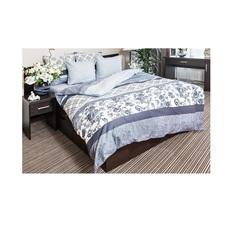 Комплект постельного белья Ночь Нежна Валери 7142-1+7144-2 семейный (наволочки 70х70 см)