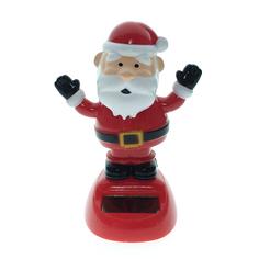 Новогодний сувенир «Счастливый Дед мороз Espada E-SNYSS на солнечной батарее»