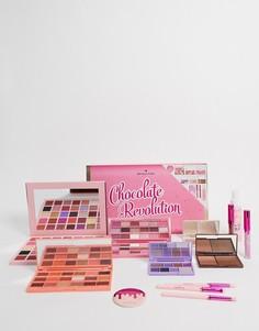 Набор для макияжа I heart The Chocoholic Revolution Set (общей стоимостью £80)-Мульти