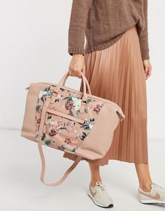 Спортивная сумка с цветочным принтом Fiorelli Abigail Weekender-Многоцветный