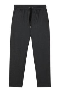 Темно-серые спортивные брюки Burberry