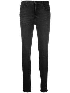 J Brand джинсы скинни Maria с завышенной талией