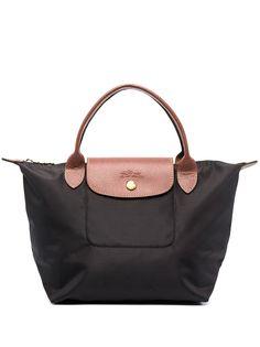 Longchamp маленькая сумка-тоут Le Pliage
