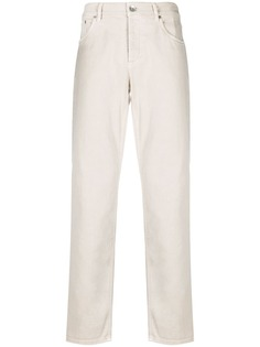 Brunello Cucinelli прямые джинсы