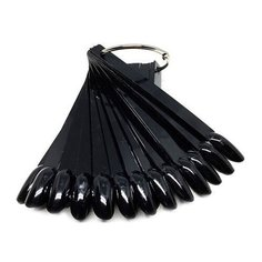 Monami Палитра веерная Миндаль черный