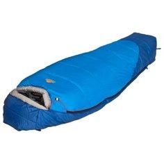 Спальный мешок Alexika Mountain Compact синий с правой стороны