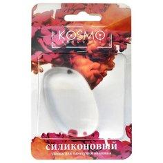 Спонж Kosmo Shtuchki силиконовый прозрачный