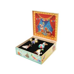 Набор елочных игрушек Звезды Манежа Atlas Art