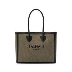 Текстильная сумка Balmain