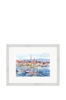 Картина Волшебный городок OLGA GLAZUNOVA