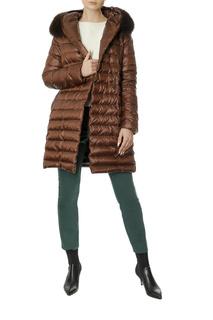 Стеганое пальто MARELLA SPORT