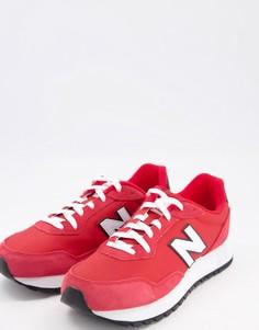 Красные кроссовки New Balance 527-Красный
