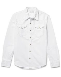 Джинсовая рубашка Salle PrivÉe