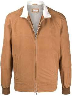 Brunello Cucinelli куртка-бомбер