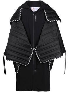 Duran Lantink длинное многослойное пальто