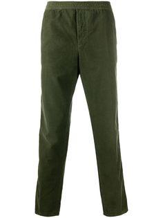 Golden Goose вельветовые брюки с эластичным поясом