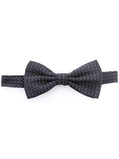 Canali галстук-бабочка с вышивкой