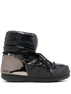 Moon Boot дутые ботинки Aspen