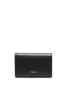 Furla кошелек с логотипом